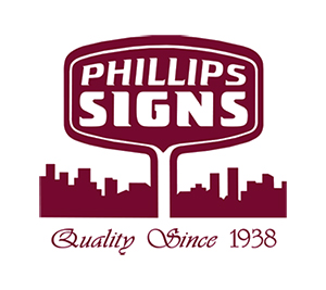 Phillips Signs – Alexandria, LA